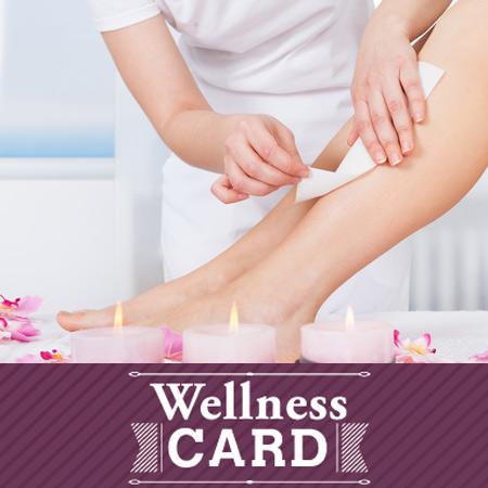 wellness card depilazione