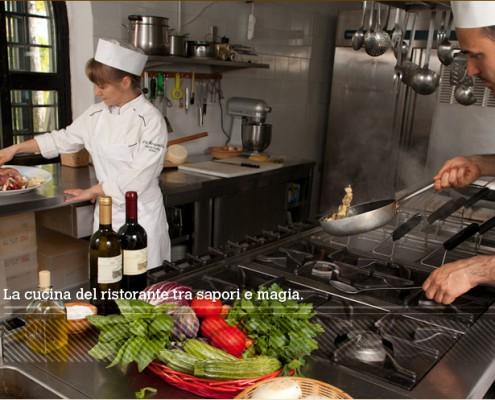ristorante agriturismo la cerquetta