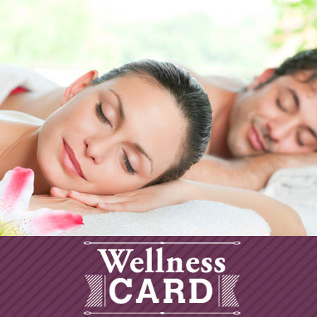 wellness card in coppia